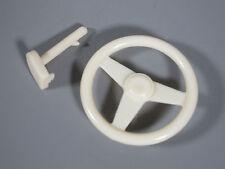 Tamiya 1/10 RC Toyota Hilux Bruiser Mountain Trailfinder Interior Steering Wheel