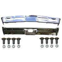 66 El Camino & Chevelle Wagon Front & Rear Bumper Kit