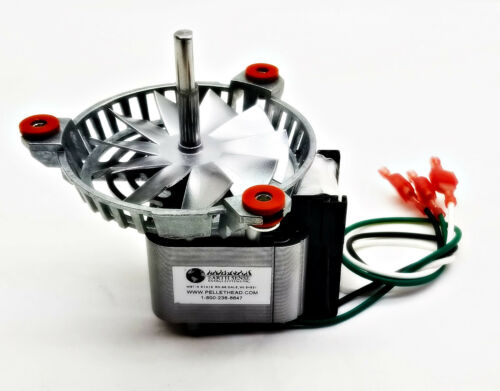 "LOPI Combustion Exhaust Motor Blower Kit 90-0391 4 3//4/"" PADDLE PH-UNIVCOMBKIT"