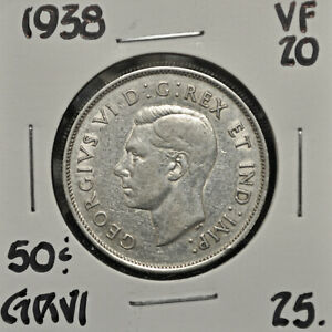 1938-Canada-50-Cents-VF-20