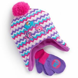 My Little Pony crochet hat Pinkie Pie Rainbow Dash Twilight Sparkle