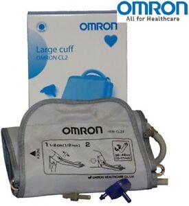 Omron-CL2-Brazalete-brazo-para-monitor-de-presion-arterial-Gran-Tamano-32-42-cm-Nuevo