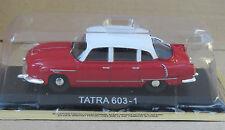 "DIE CAST "" TATRA 603-1 "" LEGENDARY CARS SCALA 1/43"