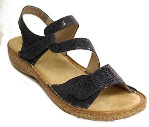 Details zu NEU Rieker Damenschuhe Schuhe Sandaletten Damen Sandalen Riemchen Sandalen