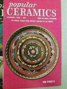 Popular-Ceramics-Hobby-Magazine-Fred-de-Liden-founder-12-issues-1968-G-190205