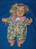 Max Zapf Creation Puppe Spielzeug Babypuppe