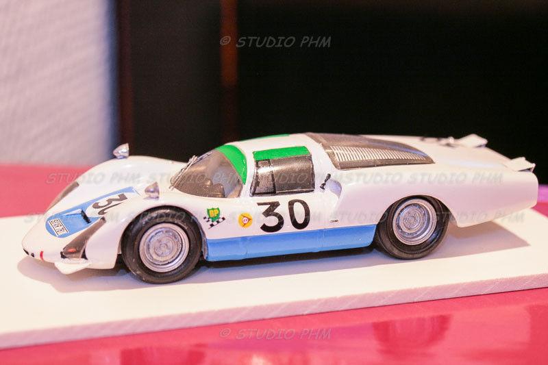 Porsche 906 lh   30 4  ° le hommes 66 jo siffert built by phm1 43 rar no amr spark  2018 magasin
