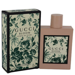 02861fee0 Gucci Bloom ACQUA Di FIORI Eau De Toilette Spray 100ml Women for ...
