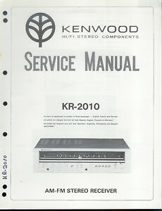 Manual de estereo kenwood