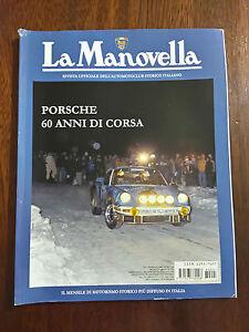 LA MANOVELLA n. 1 gennaio 2008 - Sessant'anni porsche, Moto Bsa