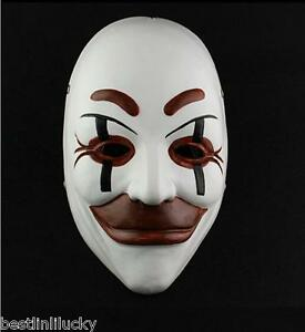 Movie Prop Who Am I Kein System Ist Sicher Mask Cosplay Collection