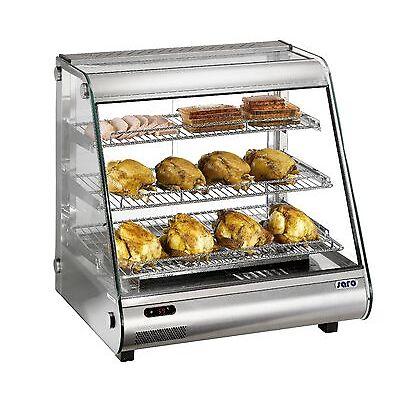 Heiße Theke  Buffet Vitrine Modell ELINE 120 von Saro