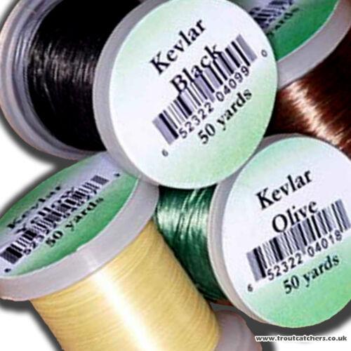 Green Kevlar Thread