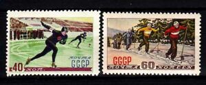 "Russia - 1952 ""Winter Sports"" (MNH)"