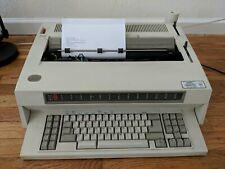 Ibm Wheelwriter 70 Series Ii Electronic Typewriterword Processor Works Great