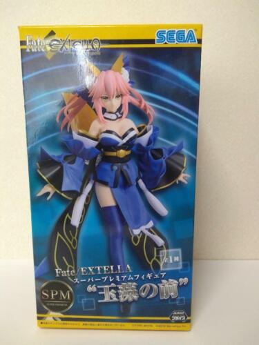 SEGA Fate EXTELLA super premium figure before the Tamamo