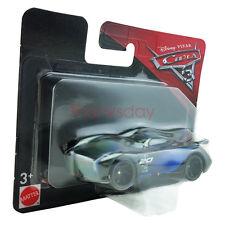 Mattel Disney Pixar Cars 3 Jackson Storm Plastic Toy Car 1:55 in Box