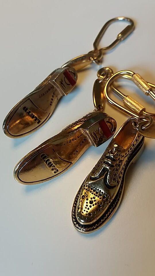 Nøgleringe, LLOYD guldsko