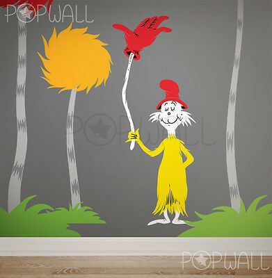 Dr Seuss Sam With Hand Wall Decal Sticker Nursery