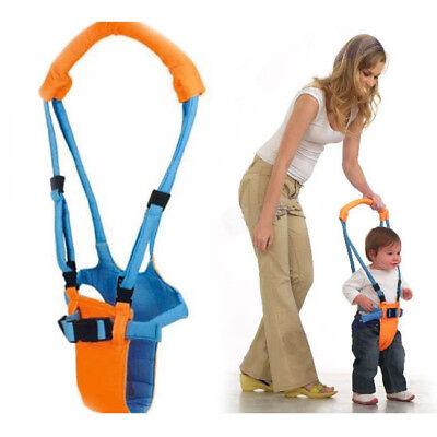 Infant Kids Baby Safety Walking Belt Strap Harness Assistant Walker Keeper NEW