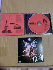 Signed TRIPPIE REDD  Pegasus CD Autographed Authentic Rap Hip Hop TR 666