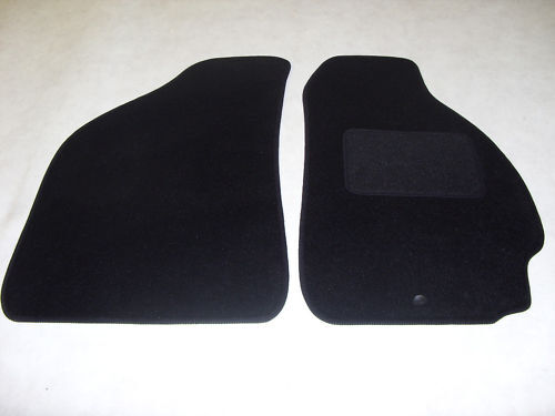 Toyota MR2 MK2 1990-2000 Fully Tailored Deluxe Car Mats in Black