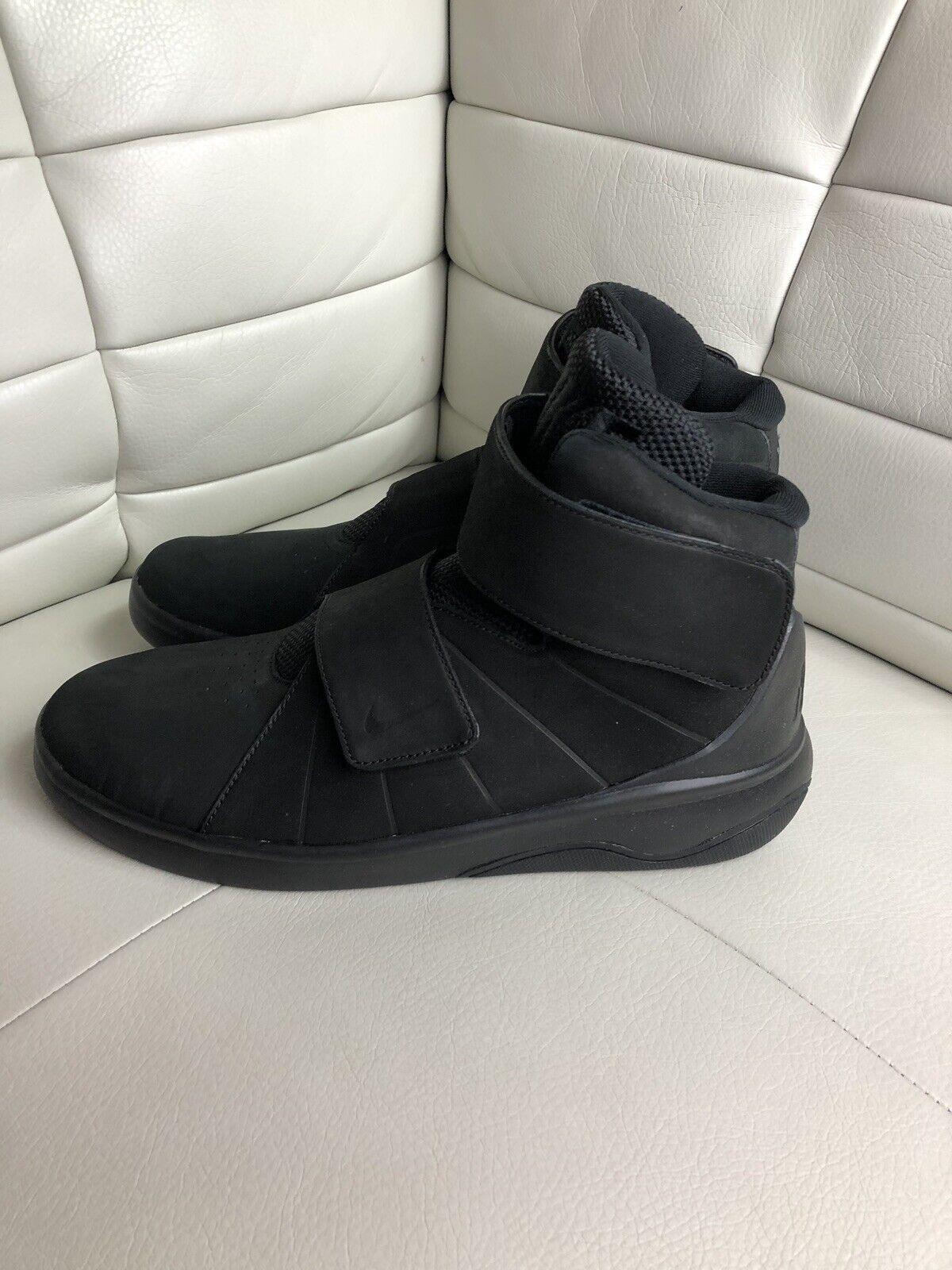the latest 3c1d7 94727 Nike Marxman Premium Black Black Black Size 11.5 1ca555