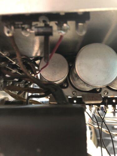 Marantz 7C 7 Restoration Kit Power Supply and Audio Capacitors