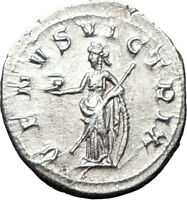 """GORDIAN III 240AD Ancient Silver Roman Coin """"Venus the Victorious"""" i26676"""