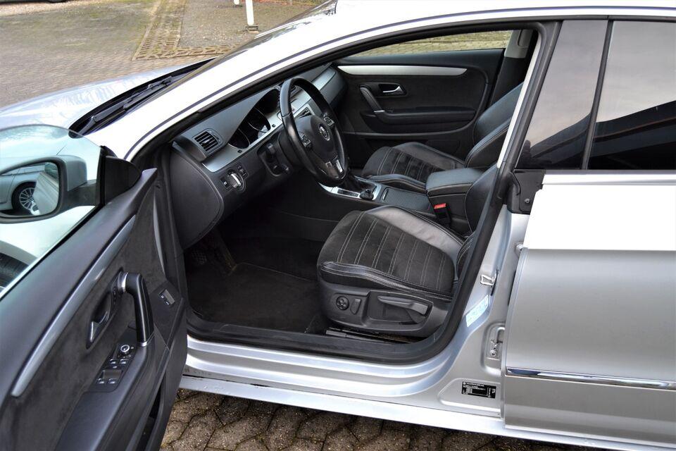 VW Passat CC 1,8 TSi Benzin modelår 2009 km 226000 Sølvmetal