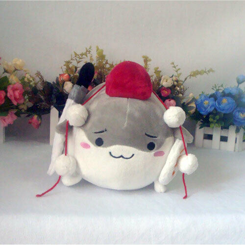 Anime Touhou Project Inubashiri Momiji Cosplay Plush Doll Soft Stuffed Toy Gifts