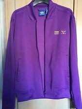 Adidas Adi-Color Cremallera Chaqueta-Púrpura