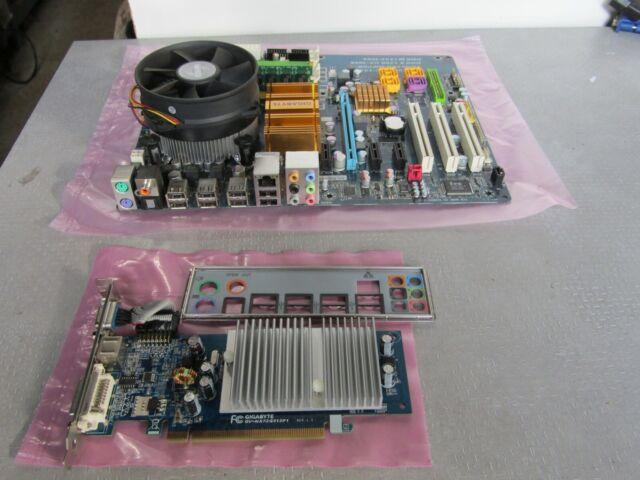 Gigabyte GA-EP35C-DS3R Socket 775 motherboard & an intel Core 2 Duo E8400 3ghz