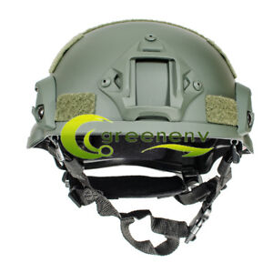 MICH2002-Outdoor-Military-Tactical-Combat-Helmet-Riding-Hunting-Airsoft-Sports