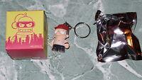 "Kidrobot Futurama Series 1 Sal the Janitor 1.5"" Vinyl Figure Keychain Keychains"
