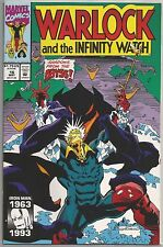 Warlock and the Infinity Watch #16 : Vintage Marvel comic from May 1993
