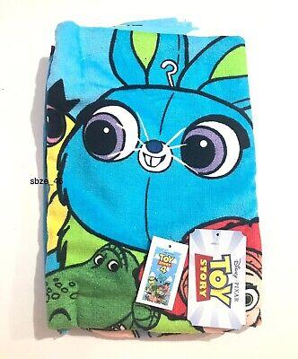 Disney Toy Story 4 Woody Buzz Beach Bath Towel Brand New 140cm x 70cm Primark