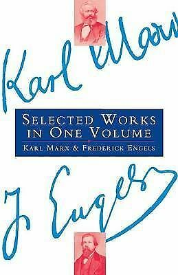 Selected Works, Hardcover by Marx, Karl; Engels, Friedrich, Brand New, Free P...