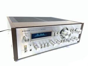 PIONEER-SA-9800-RARE-NEW-DISPLAY-Stereo-Amplifier-Vintage-1979-200-WRMS-High-End