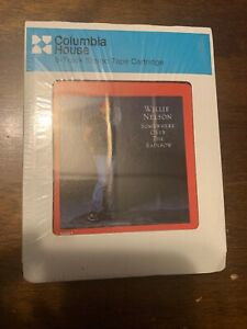 WILLIE-NELSON-SOMEWHERE-OVER-THE-RAINBOW-8-TRACK-TAPE-FREE-S-H-M1