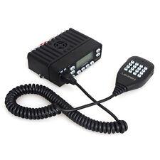 Brand LEIXEN VV-898S 25W Transceiver Dual Band UHF/VHF Car Mobile 2-Way Radios
