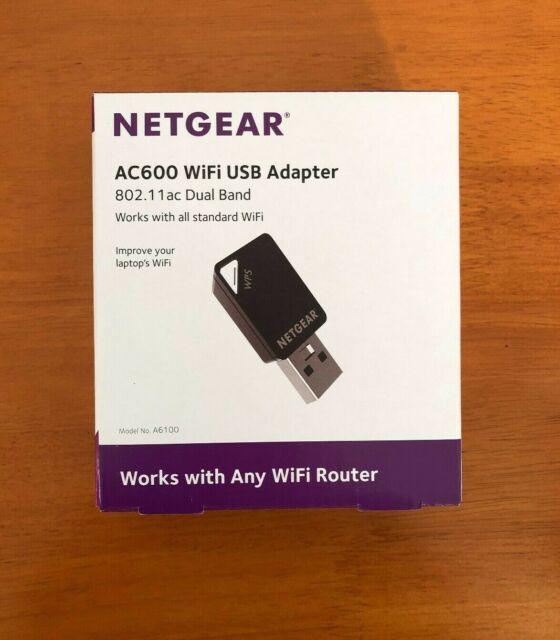 NETGEAR A6100 WiFi USB Mini Adapter