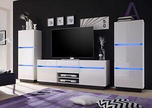 TV-Lowboard-Schrank-Wohnwand-Mobel-Scaleo-V6-in-Weis-oder-Anthrazit ...