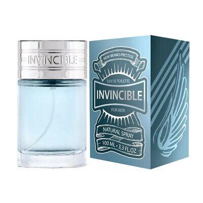 Invincible Hombre 100ml EDT New Brand | eBay