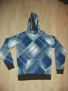 PLUSMINUS-by-Chiemsee-Hoodie-Kapuzenpullover-Sweater-Sweats-Gr-S-Hoody-36-38-Neu