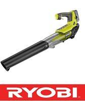 RYOBI 18 V VOLT CORDLESS 100 mph 280 CFM LEAF BLOWER P2180 (Bare Tool)