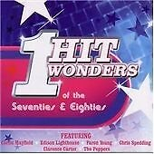 1 Hit Wonders Of The Seventies And Eighties, Various Artists, Very Good CD