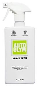 Autoglym-0-5L-Autofresh-In-Car-Air-Freshener-500ml-Trigger-Spray-Fragrance