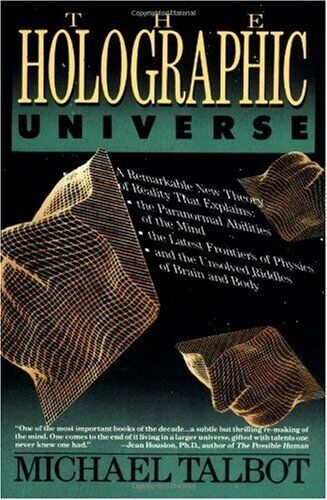 Holographic Universe Book