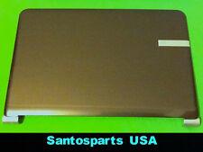 "GATEWAY NV52 NV53 NV54 NV56 NV58 NV59 LCD Back Cover 604BU08003 for 15.6"" BROWN"